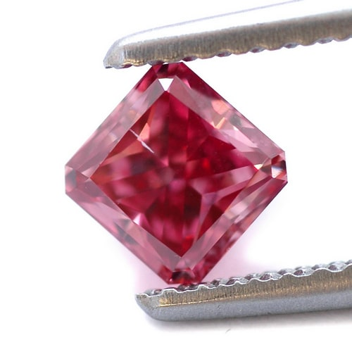 0.52ct Fancy Purplish RED with Argyle Inscription