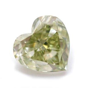 3carat Chameleon Heart-shaped diamond