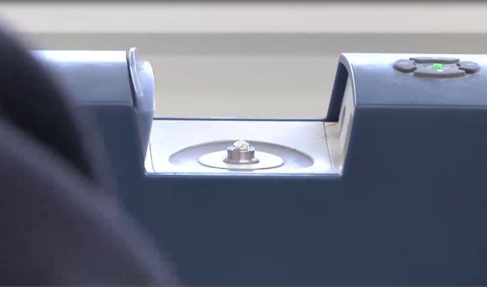 3D Scan of the Diamond