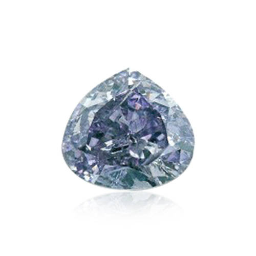 The Royal Purple Heart Diamond