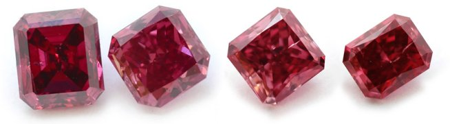 A Red Diamond Collection