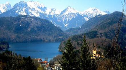The Bavarian Lakes