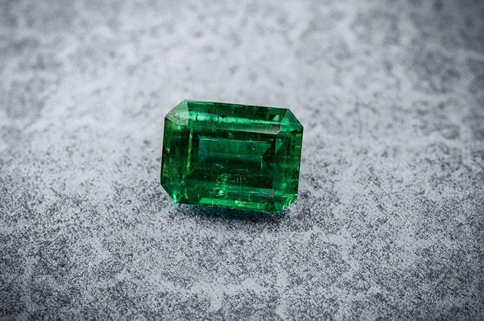 Leibish Emerald