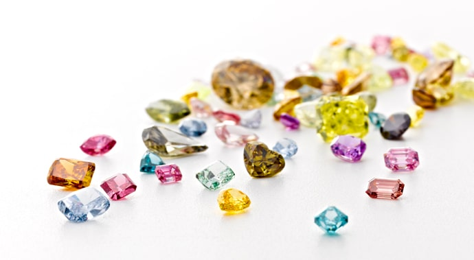 natural fancy color diamonds