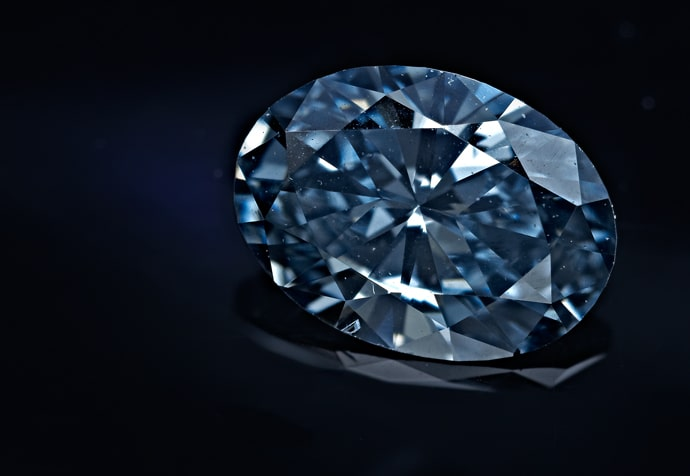 lore color history colored fancy diamond and