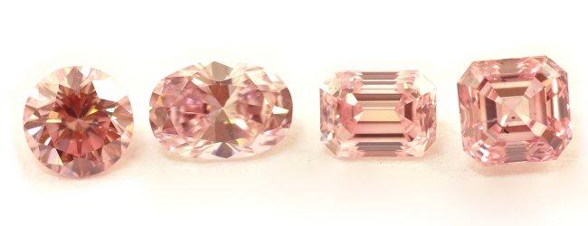 Fancy Pink Diamonds