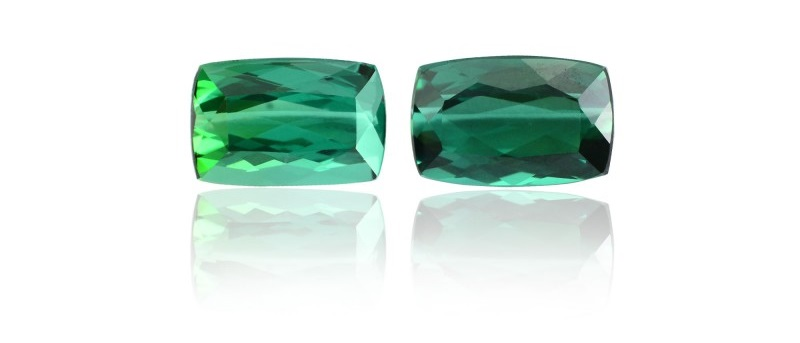 6.94 carat, Green, Radiant Shape, SKU 112788