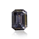 0.25ct Fancy Dark Gray-Blue Diamond