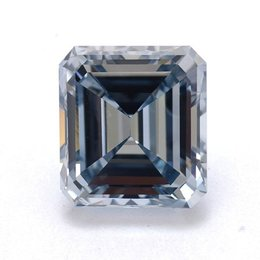 2+ Carat Fancy Grayish Blue Emerald