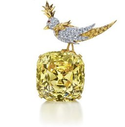 Bird on a Rock - Tiffany Diamond