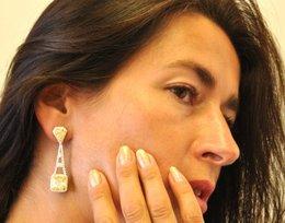 Eifel Canary Earrings