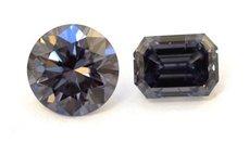 Natural Argyle Blue Diamonds