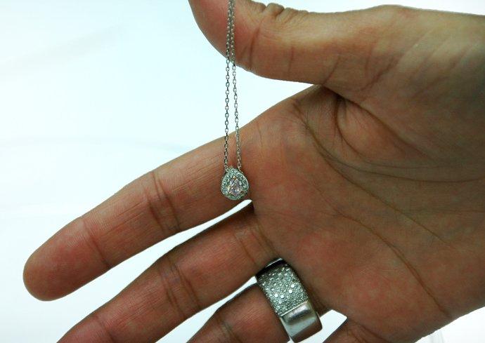 Inspecting the Diamond