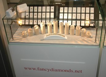 Jewelry at the Baselworld Show