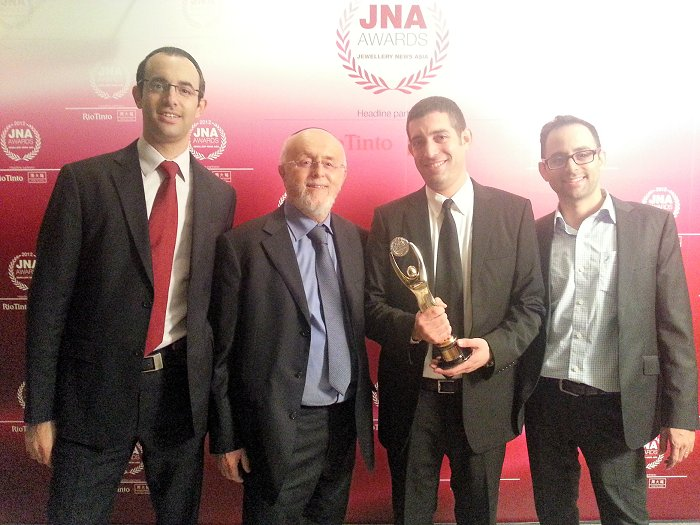 JNA Award Ceremony 2012