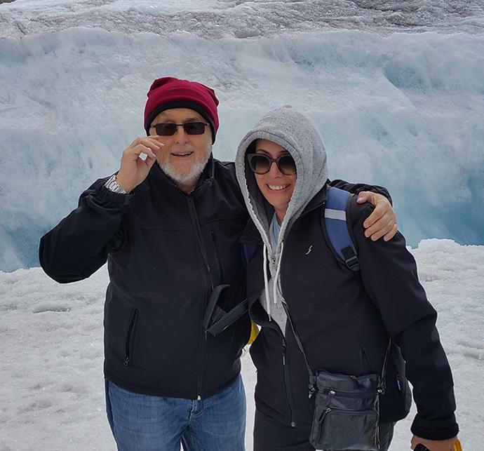 Leibish & Rosi in Alaska