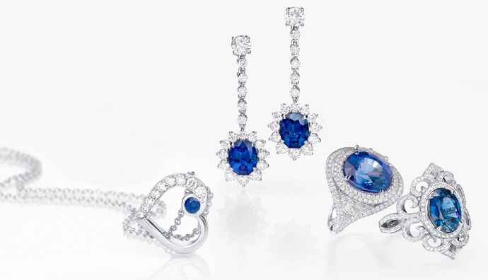 Leibish Sapphire Collection