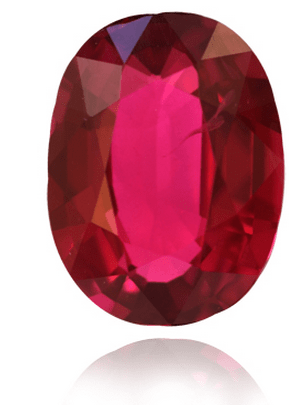 2 06 Ct Red Ruby