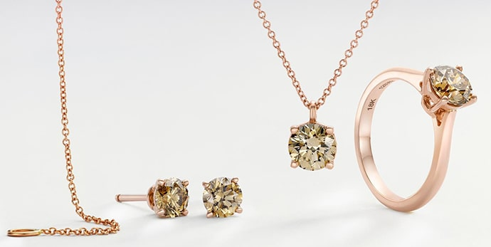 Brown Diamond Jewelry