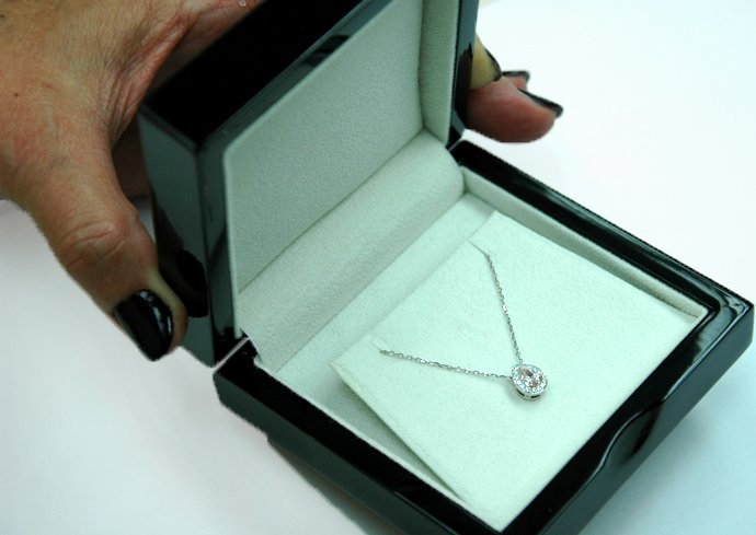 Storing the Diamond Jewelry
