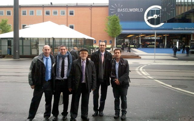 The Baselworld Team