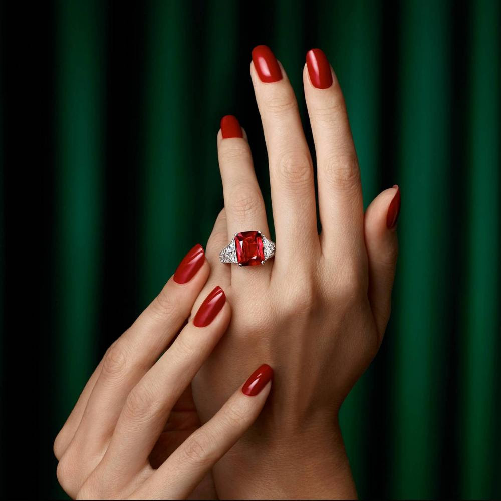 \The Graff Ruby | Image © Sotheby's