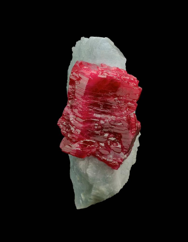 The King of Mogok Ruby