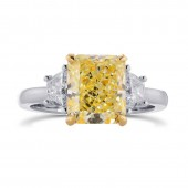 I knew I wanted a yellow diamond ring… - Image 1